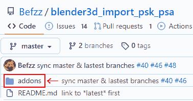 Befzz / blender3d_import_psk_psa, addons